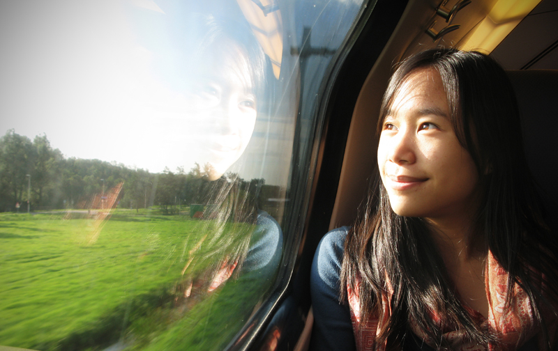 Train-to-AMS